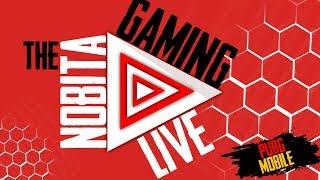 ||Nobita Gaming Live|| day154 || Sponsorship @ 89/- only.....Kya Aaj Redirect Se Picha Chutega?😭😭