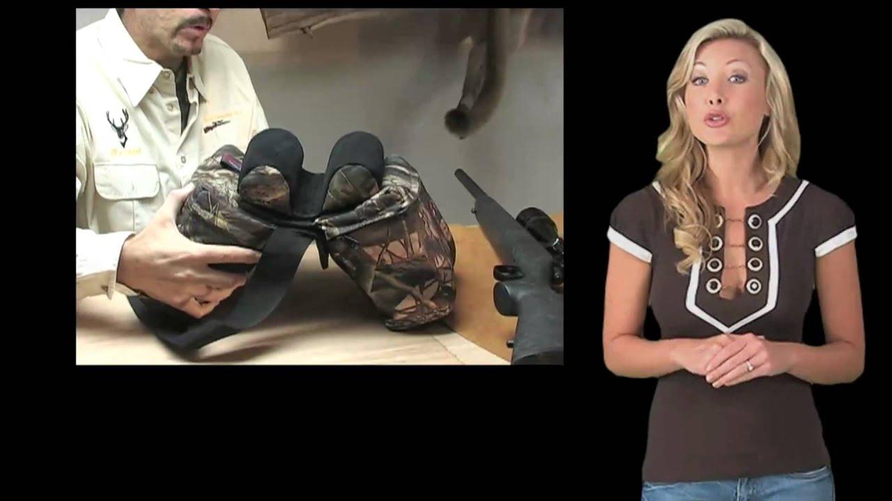 X7 Bulls Bag Expert Shooting Rest Youtube