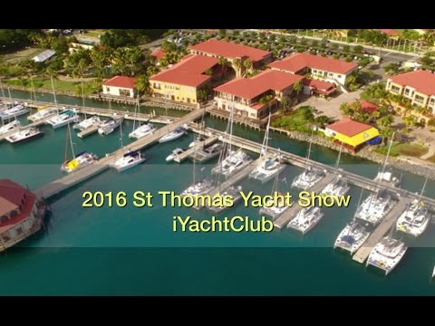 Competing in Caribbean Paradise| 2016 St. Thomas Boat Show, iYachtClub