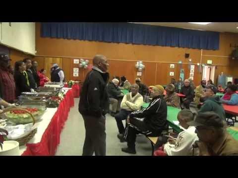 ECAP Christmas Dinner - Dec 25, 2014 - Served at Anna Yates Elementary School
