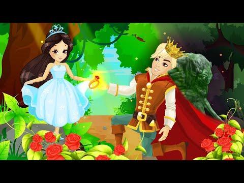 Красавица и чудовище - Сказка для детей/ Мультфильмы для детей/ Машулины сказки /Сказки для малышей - Видео онлайн