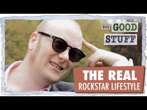 The Real Rockstar Lifestyle