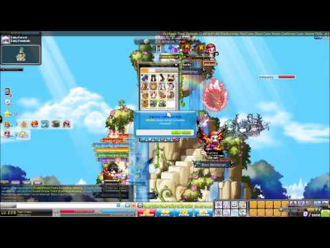 maple story wind archer skill guide