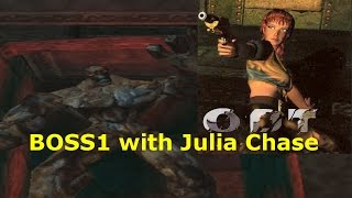 O.D.T. - Escape Or Die Trying: Boss #1 with Julia Chase