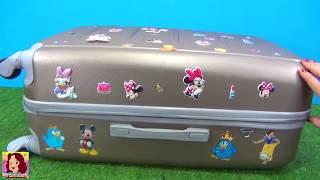 Mickey Mouse e seus amigos na Mala da Tia Cris Nº 4 DISNEY TOYS #MICKEYMOUSE #DISNEY #TiaCris