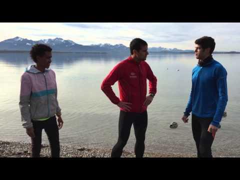 Interview mit Filmon Abraham und Benedikt...
