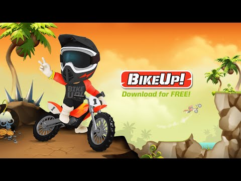 Bike Up! game official trailer iOS / Android