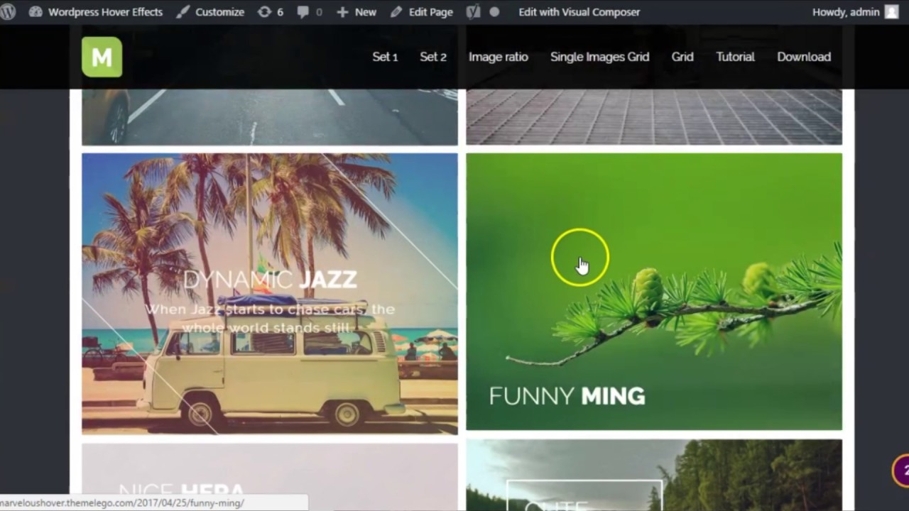 Marvelous Hover Effects addons - Wordpress Hover Effects