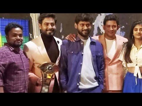 🔴Bigg Boss 4 Title Winner Aari!   Bigg Boss Tamil Finale   Balaji Murugadoss , Ramya, Rio   HD