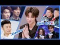 Minghao's interactions with senior mentors @ Idol Producer 2