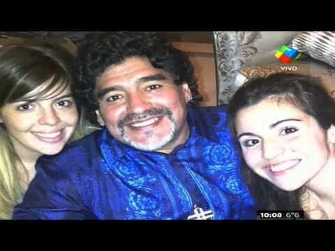 Dalma Maradona explotó y desafió a Verónica Ojeda