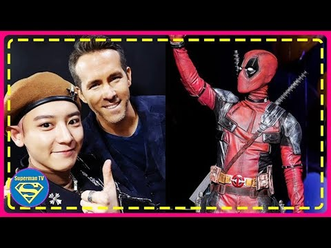 EXO's Chanyeol Excitedly Shared How Ryan Reynolds Saw His Deadpool Costume While Ryan Says He Is Par