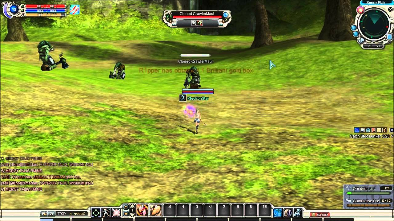 Rfonline Quest Guide Lvl 1 30 Part1 Comentary Youtube