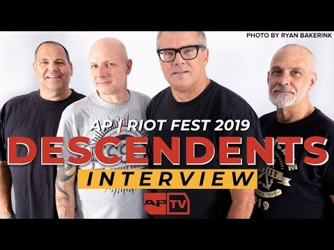 "DESCENDENTS Thrown Out of Cafe for Exceeding Espresso ""Legal Limit,"" Song That Saved Their Life"