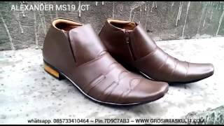 ... Alexander MS19 leather shoes sepatu kulit pantofel boot by Muhammad  Syafi 21d9276161