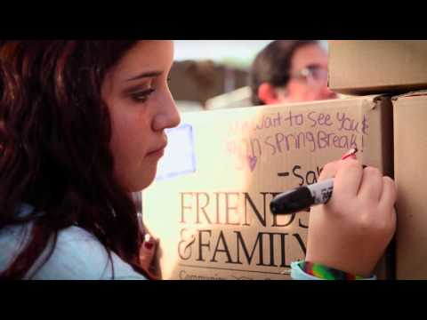 Change the World Friends and Family Community Connection HD