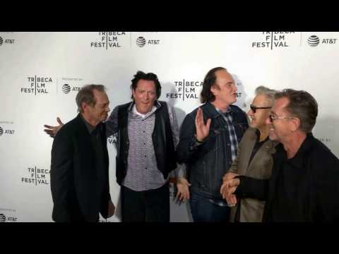 RESERVOIR DOGS red carpet (part-2), at 25th anniversary screening at Tribeca 2017