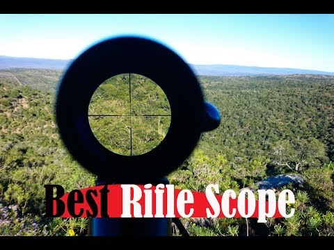 Best Rifle Scope under 100 Dollars (2017) | Top 5 Rifle Scopes For The Money