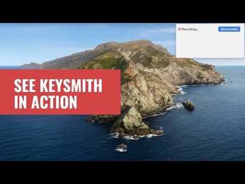 Keysmith for Mac