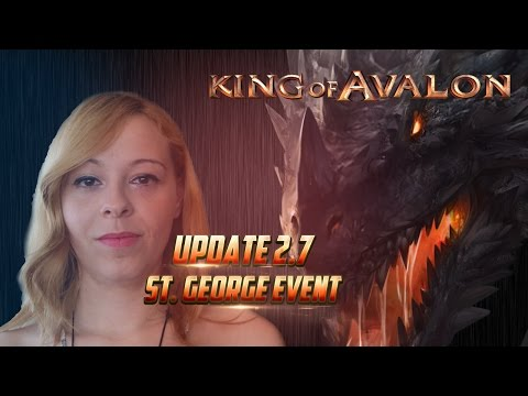 KoA - Update 2.7 St. George Event by Lady of Avalon