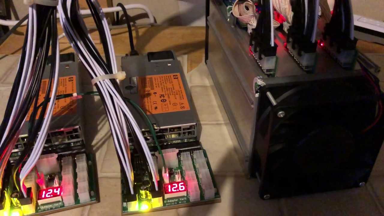 Bitcoin Antminer S7 Running Hash board issues  Fixed and then failed again