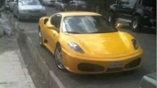 Ferraris in Iran 2011 Zed Bazi zendegie mane