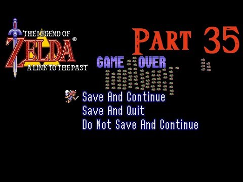 Zelda: Link to the Past - Part 35: Walking in Circles 2, Walk Harder
