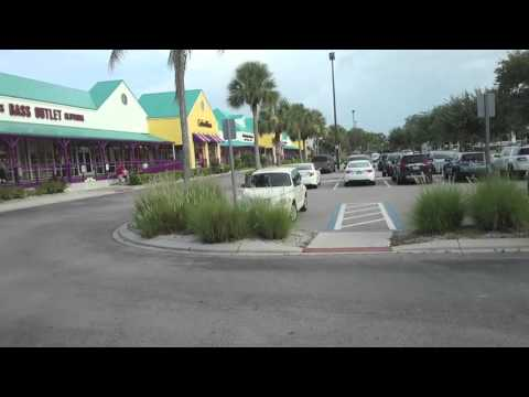 Walking around Tanger Factory Outlet Store - Fort Myers, FL
