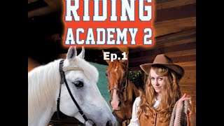Riding Academy 2 - Mystery Couple Ep.1
