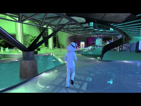 Playstation Home:  Music Unlimited Club