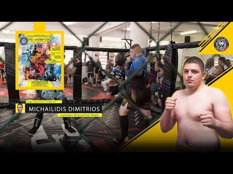 Cage Survivor Trials #1: Dimitris Michailidis