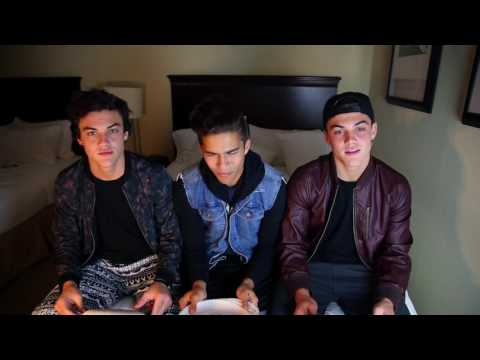 Most likely to | Dolan Twins ft Alex Aiono | Deleted Video