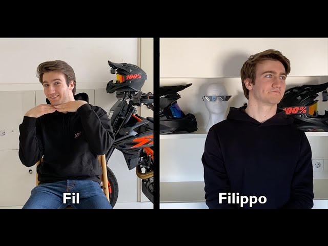 Intervista doppia con Fil (feat. Seba)