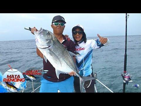 Akhirnya, Dengan Susah Payah Dapat Juga Ikan Besar Ini - Mata Pancing (11/7)