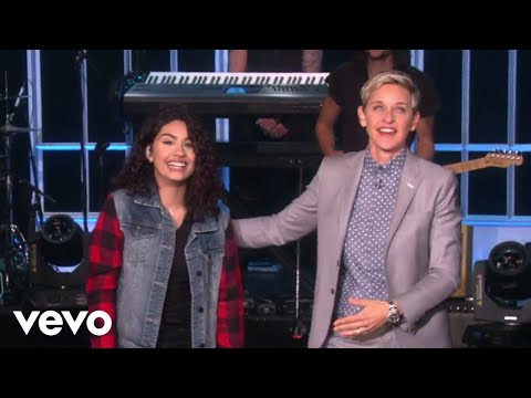 Alessia Cara - Here (Live From The Ellen...