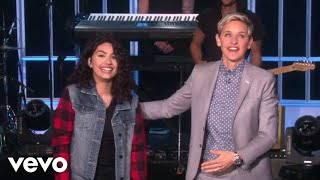 Alessia Cara Here Live From The Ellen Show