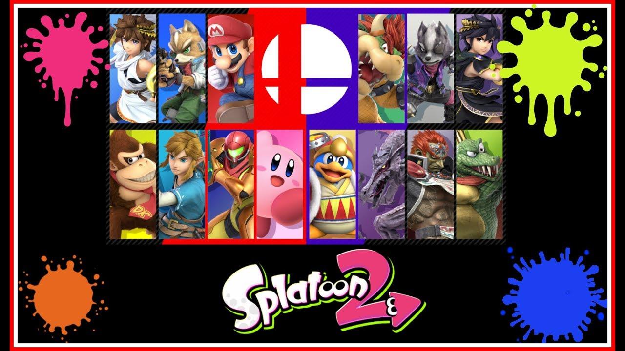 Splatoon 2 Splatfest 19 Heroes Vs Villains Shifty Station
