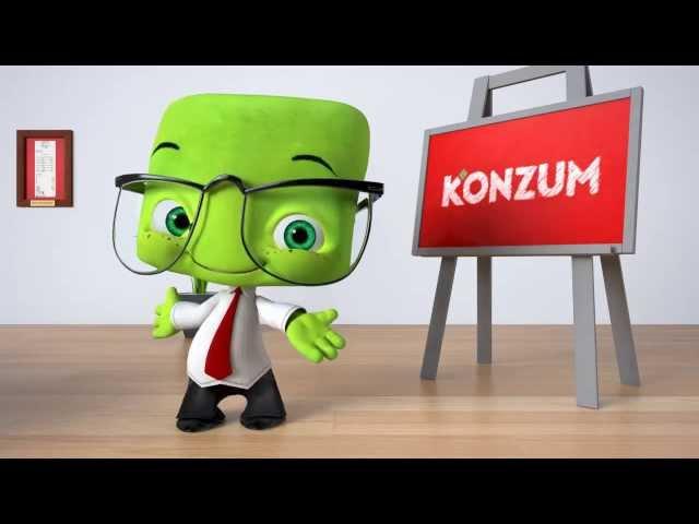 Konzum - Kodi - Us?tedologija