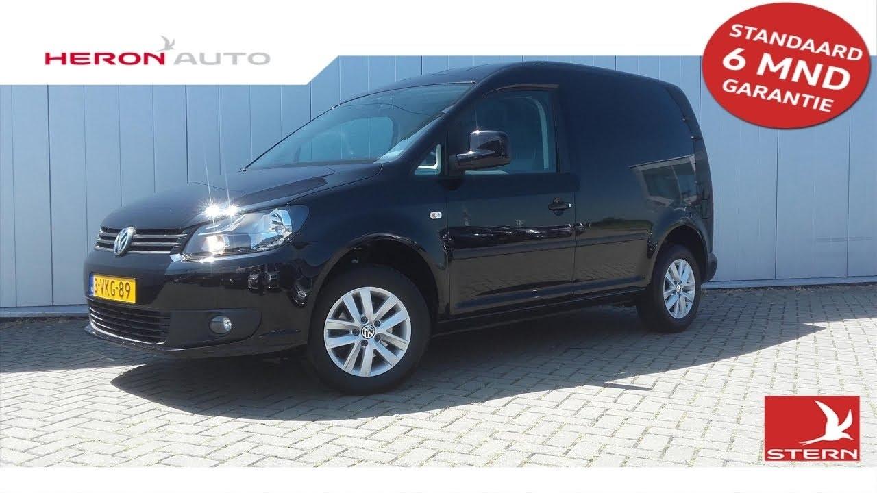 Volkswagen Caddy Navi Multistuur Lichtmetalen Velgen