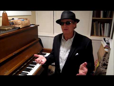 """"""" Eleanor Rigby"""" (Beatles), Hand Independence and Improvisation Tutorial."""