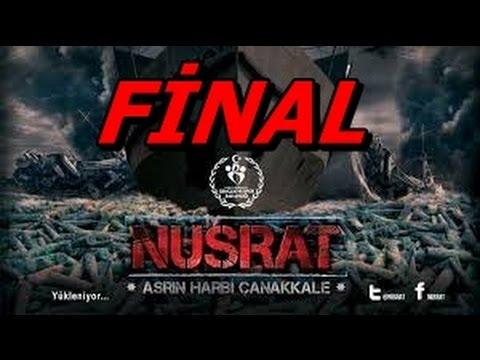 Nusrat Asrın Harbi Çanakkale Final / CONK BAYIRI