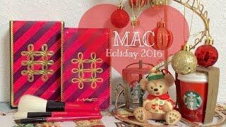 mac クリスマスコフレ