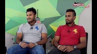 Main target is to play all three formats - Munaweera and Priyanjan