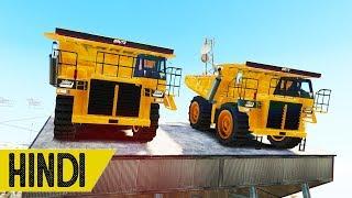 Mount Chiliad SE 1000 Tone Ka Truck Phanka | GTA 5 Online