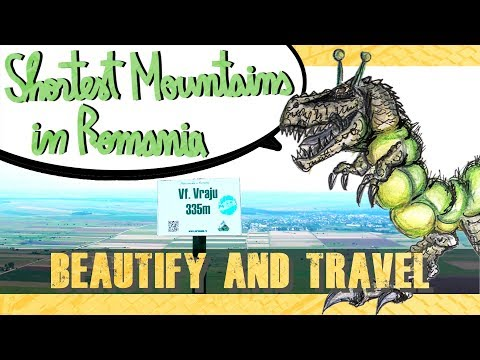 Beautify and Travel | Shortest Mountains in Romania