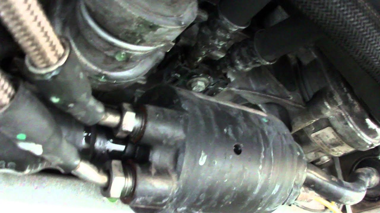 bmw e36 vacuum hose diagram 96 accord distributor wiring great installation of 745i 2003 coolant leak youtube e46 330d