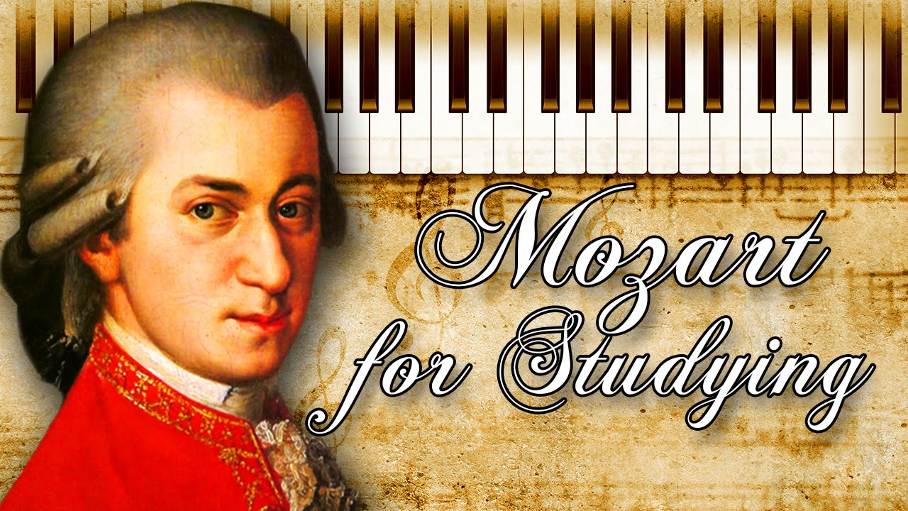 mozart music for studying