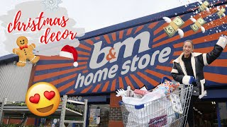 NEW IN B&M *CHRISTMAS 2018* | COME TO B&M WITH US!