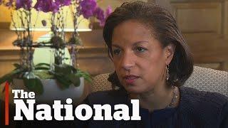 Susan Rice   U.S.-Canada Trade vs. Security and Terrorism