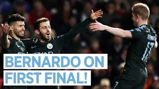 WE'RE OFF TO WEMBLEY! | Bristol City 2-3 Man City | Carabao Cup Semi Final | Bernardo Reaction